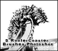 Rooler Coaster Brushes by KiLlMist3r