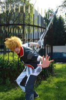 Ventus Cosplay by CodeAscalon