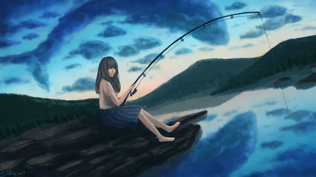 Fishing by Lukto