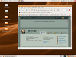 My Desktop - Linux by Strife89