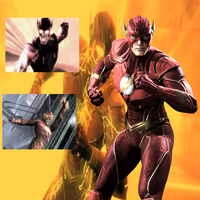 Injustice The Flash by BatNight768