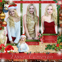 +Dove Cameron 02 By -Lisbeth by liizpnga