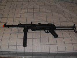 Mein MP40 by Crypto-137