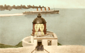 The Lighthouse and the Lady by RMS-OLYMPIC