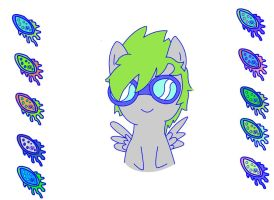 Cutie mark design by spot1the2dog3