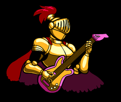 ROCK KNIGHT by Noland005