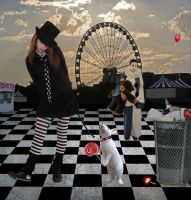 Life Is A Circus by Rhiannon104
