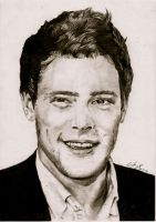 Cory Monteith by theeverlastingsin