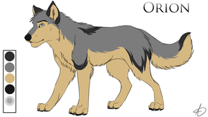 Orion Reference Sheet 2011 by Starwuff