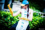 Art Nouveau Yun Lee - Street Fighter by DuysPhotoShoots