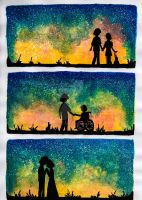 The Fault in our Stars by CheshireMoonHime