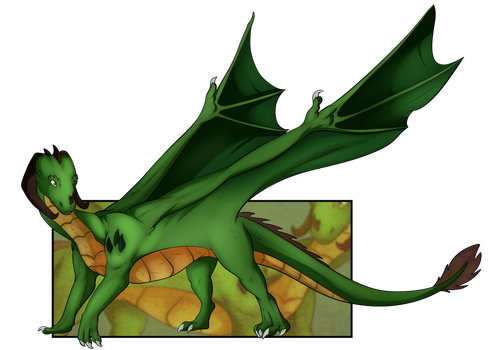Dragonfire: Sphere of Eternity - Boltock Full Body by DraconicXeno515
