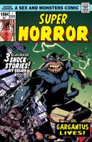 Super Horror Cover by celor