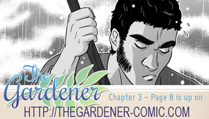 The gardener - Chapter 3 page 8 by Marc-G