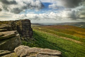 Along the edge by CharmingPhotography