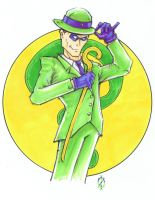 Riddler by ChrisOzFulton