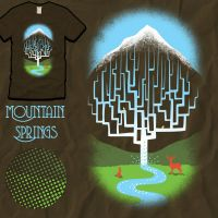 Mountain Springs 2 - REVOTE by amegoddess