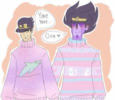 Ugly Sweaters by 1000butts