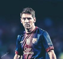 Lionel Messi by ex-works1