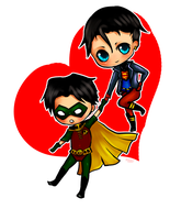 Tim + Kon by Mikiku