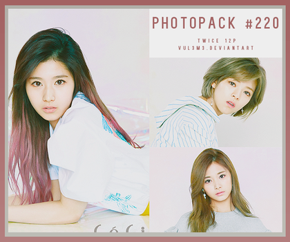 #220 PHOTOPACK-TWICE by vul3m3