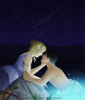 Percabeth: During the New Moon by LMPandora
