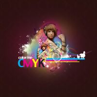Color me CMYK by domex