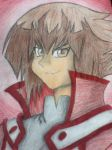 Jaden Yuki by Nightishowl