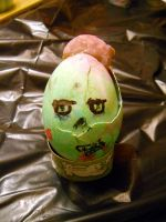 Zombie Egg by Readmeabook21