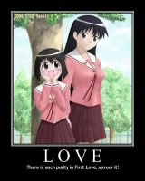 Love: Pure and Simple by DaimyoShi