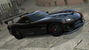 dodge viper 8 by ducolup