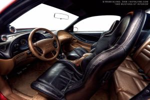 1995 Mustang GT Interior by notbland
