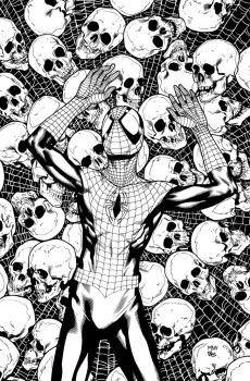 Spider-Man Cover 158. by DexterVines