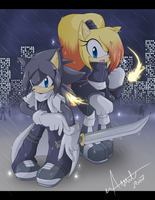Keep your guard up by Chibi-Nuffie