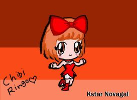Chibi Mew Ringo :D by MyMeloGal2