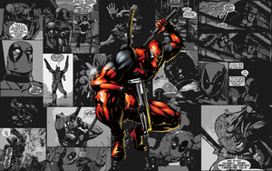 Deadpool Marvel vs Capcom 3 by derp12