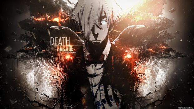 Death Parade Wallpaper by Redeye27