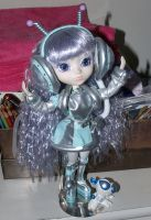 Cosmic Mercu by pullip