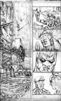 JLA generation lost bat page 2 by comicsofjoebennett
