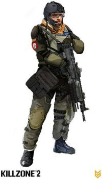 isa soldier from killzone 2 by 10thdoctorwhooves