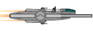 Star Wars CIC YT-2000 by Seeras