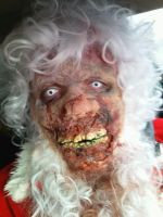Zombie Santa's Coming To Town by TaylorTheAdequate