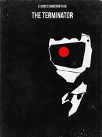 The Terminator Minimalism by rcrosby93
