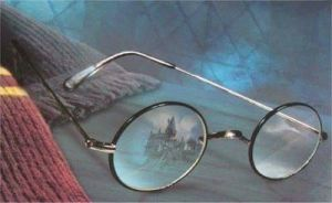 howgards in harry`s eyeglasses by helina01