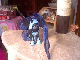 MLP Custom Nightmare Moon pic 2 of 6 by FlutterValley