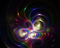 Acid trip on disco floor by alchem