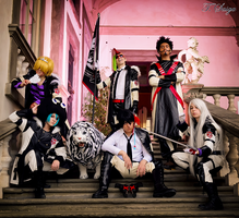 We're Legion - We are Varia by Hayato-X-Flame