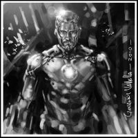 yeah, i'm ironman. by GIO2286