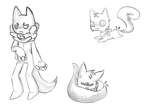 MORE CATS by Prof-Dick