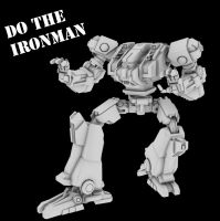 BullDog - Do the Ironman by MikeTehFox